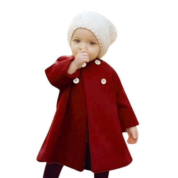 Amazon.com: SWNONE 2018 - Chaqueta de invierno para bebé ...