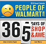 img - for 2018 People of Walmart Boxed Calendar: 365 Days of Shop and Awe book / textbook / text book