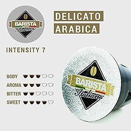 Barista Italiano 90 Nespresso Cápsulas Compatibles (VARIEDAD DE CAFE')
