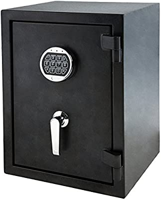 AmazonBasics - Caja fuerte ignífuga, 35 l: Amazon.es: Bricolaje y ...