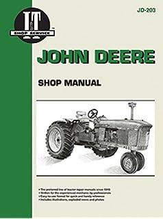 John Deere 4000 Series 4020 4010 Tractors Technical Service Manual. John Deere Shop Manual Jd203. John Deere. John Deere Lv4010 Wiring Schematic At Scoala.co
