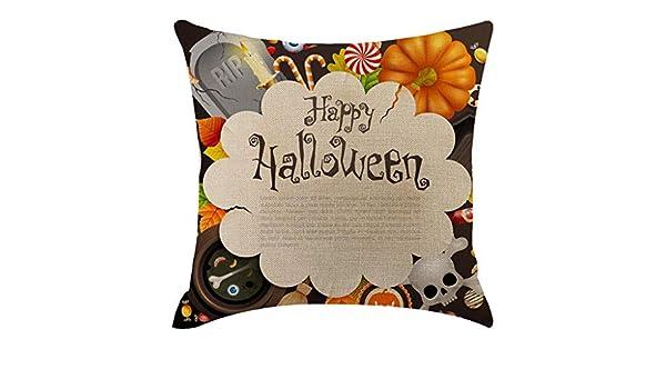 Rokoy Happy Halloween, búho de Calabaza Personaje de Dibujos ...