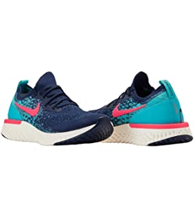 195f6ffc7e98 Nike Men s Epic React Flyknit Running Shoes (12.5 M US