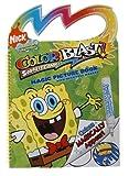 Giddy-up SpongeBob Color Blast Activity Book