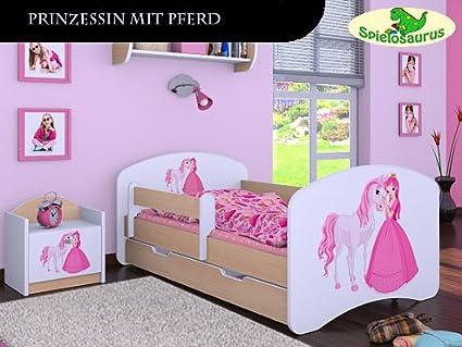 Letto Con Schienale Morbido : Letto per bambina principessa letti divertenti per bambini