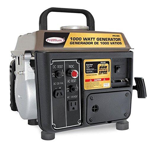 Premium PPG1005EPA 1000W EPA Generator by Premium