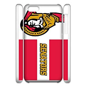 iPhone 6 4.7 Inch Cell Phone Case 3D Sports ottawa senators DIY Ornaments xxy002-9157364