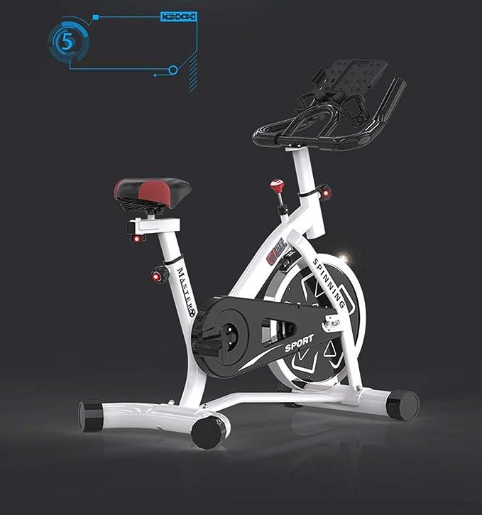 NA Bicicleta estática muda, bicicleta de spinning Pedal doméstico ...