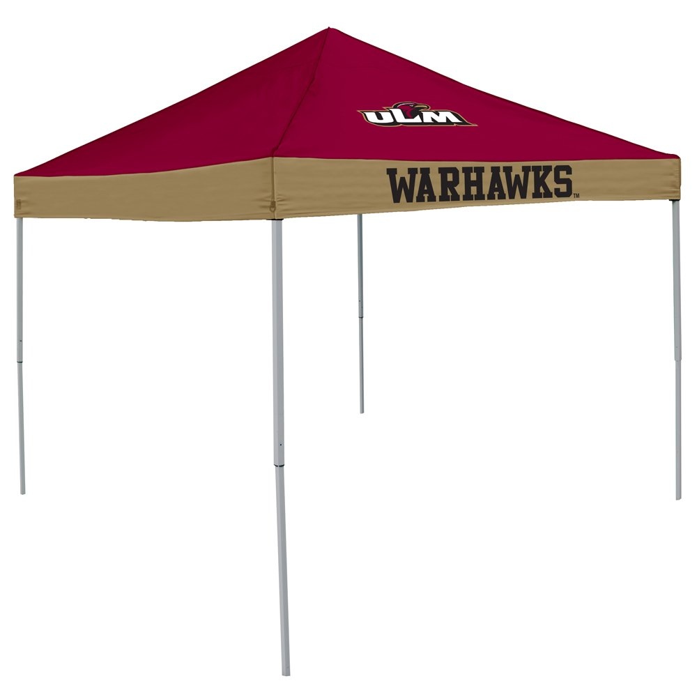 NCAA Louisiana Monroe Economy Tent, One Size, Multicolor by Logo Brands