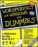 WordPerfect for Windows for Dummies, Young, Margaret L., 1568840322