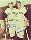 Mickey Mantle & Roger Maris reprint 8x10 Photo New York Yankees - Mint Condition