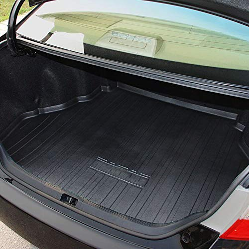 Kaungka Cargo Liner Rear Cargo Tray Trunk Floor Mat Waterproof Protector for 2013-2017 Toyota Camry (Camry Toyota Trunk)