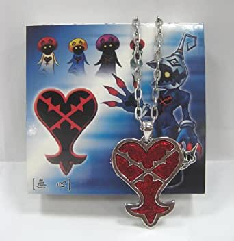Kingdom Hearts Red Heartless Necklace (Box 2)