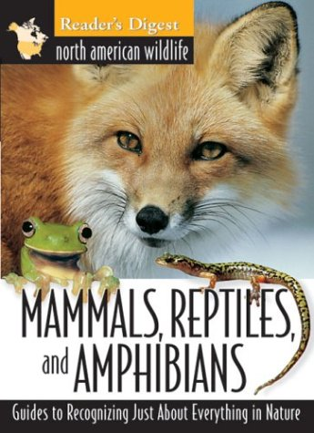 North american wildlife: mammals, reptiles, amphibians field guide (Cost Of Stamp To Usa From Canada)