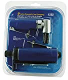 Astro 1222 Blue Composite Body Angle and Medium Die Grinder, 1/4-Inch
