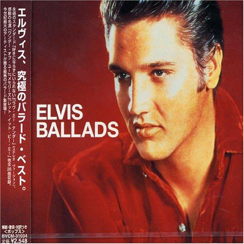 It Max 54% OFF is very popular Ballads: Elvis Presley