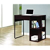 Coaster Home Furnishings 800678 Standing Desk, Cappuccino/Black