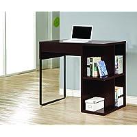Coaster Home Furnishings 800678 Standing Desk, Cappuccino/Black