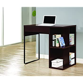Amazon Com Micke Computer Work Station White Office