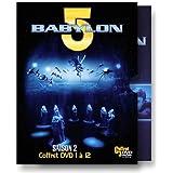 Babylon 5 - Saison 2, Partie 1 - Coffret 3 DVD