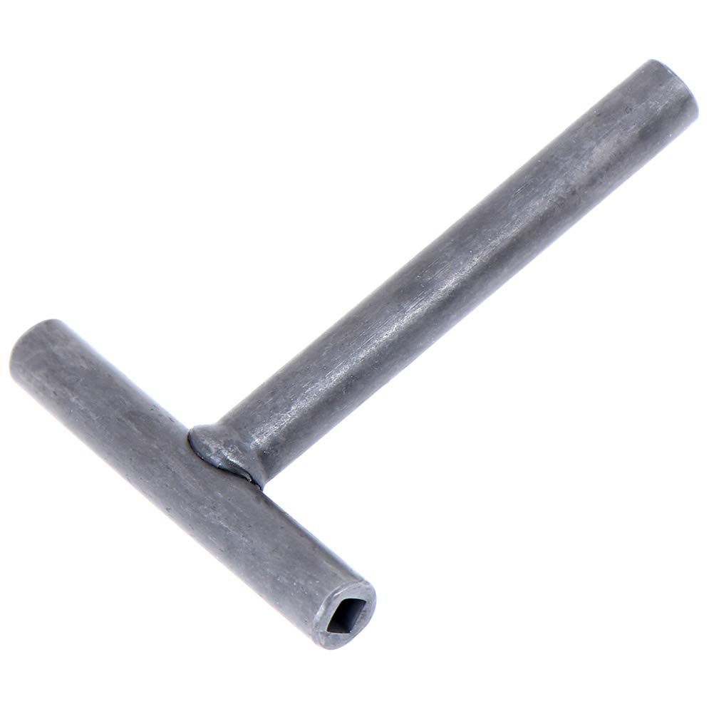 x 2.64 Inch 1 Pc Square Socket T Spanner 1.85 Inch Valve Screw Wrench 2.5mm 3mm 3.5mm Motorcycle Engine Valve Adjustment Tool 47mm 67mm