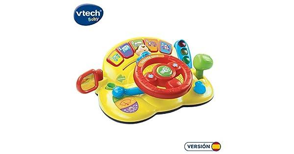 Amazon.com: VTech Baby - Volante Crazy, juguete infantil ...
