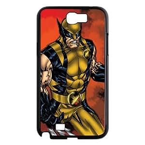 Samsung Galaxy N2 7100 Cell Phone Case Black Wolverine M2357717