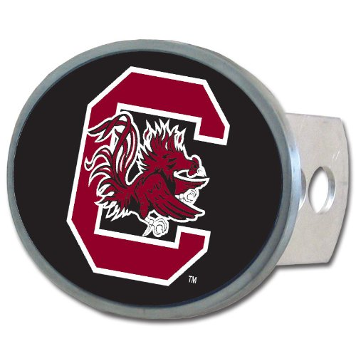 NCAA South Carolina Fighting Gamecocks Oval Hitch Cover