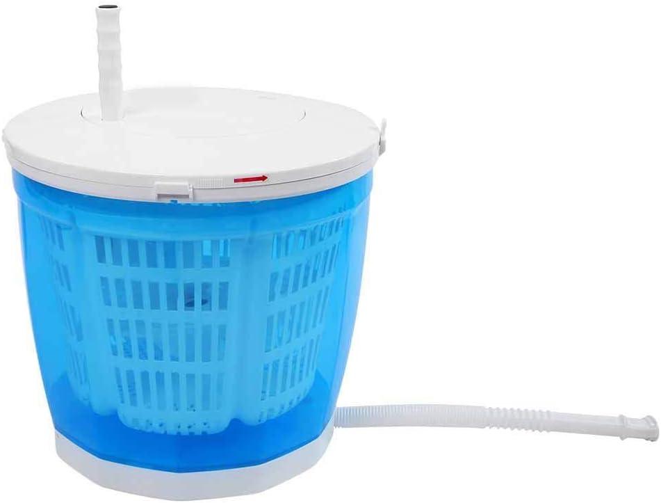 AYNEFY Mini-Waschmaschine,Mini Waschmaschine mit Schleuder 2 in1 ...