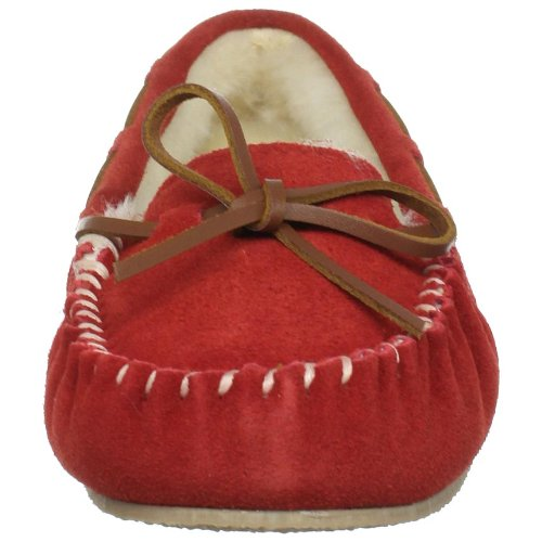 Slippers by Slipper Red Molly Women's International Tamarac Blitz Faux Low U75wvvq