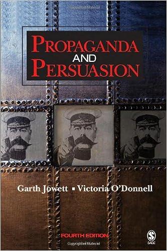 Propaganda and Persuasion