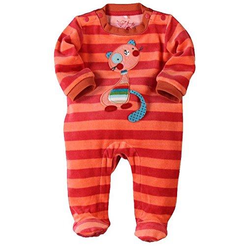 boboli, PELELE TERCIOPELO - Pelele para bebés, color listado tomate 3450, talla 3 meses: Amazon.es: Ropa y accesorios