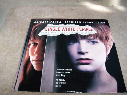 Laserdisc: Single White Female by Bridget Fonda