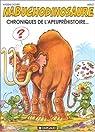 Nabuchodinosaure, tome 2 : Chroniques de l'apeupréhistoire par Herlé