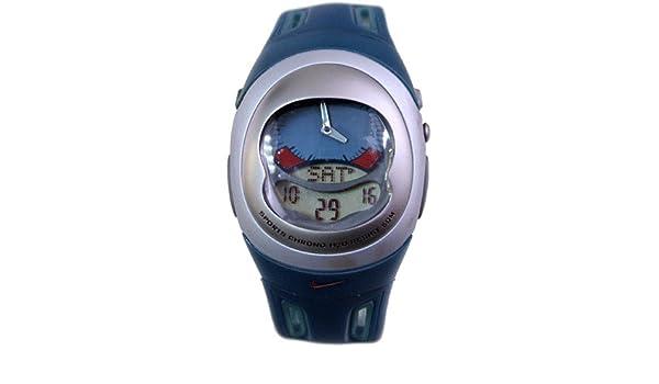 Reloj NIKE Unisex analógico-digital CONVERT Mod. WX0016-403: Amazon.es: Relojes