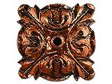 Lauderdale Tile Fleurette Bronze (FLE-BRO)