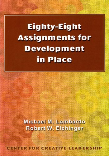 88 Red Star - Eighty-eight Assignments for Development in Place