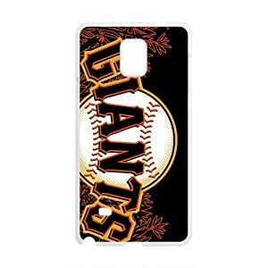 Giants Logo Hot Seller Stylish Hard Case For Samsung Galaxy Note4