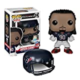 Funko POP NFL: Wave 1 - Jadeveon Clowney Action Figures