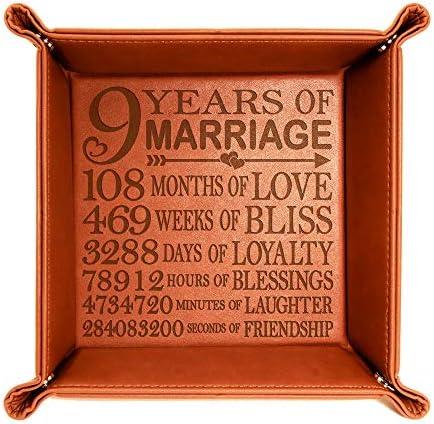 Kate Posh Marriage Engraved Anniversary