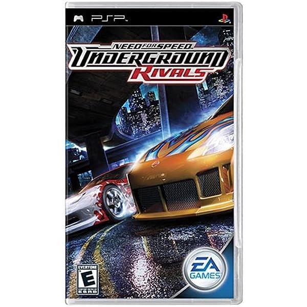 Amazon Com Need For Speed Underground Rivals Sony Psp Artist