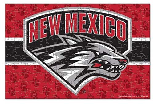 WinCraft NCAA University of New Mexico Lobos Puzzle 150-Piece