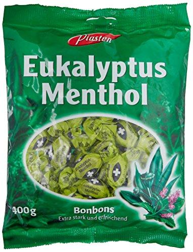 Piasten eucalyptus menthol candy
