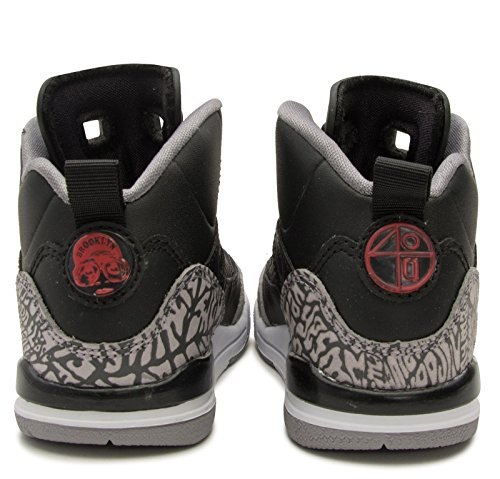 new style 9054a 95463 ... Varisty Vorschule Nike Air Jordan Spizike BP Schwarz Zement Schwarz    Weiß   Rot Schwarz, Varisty