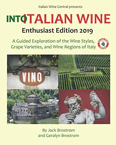 Into Italian Wine, Enthusiast Edition 2019: A Guided Exploration of the Wine Styles, Grape Varieties, and Wine Regions of Italy by Jack Brostrom, Geralyn Brostrom