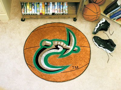 Charlotte Basketball Rug - UNC University of North Carolina - Charlotte Basketball Rug