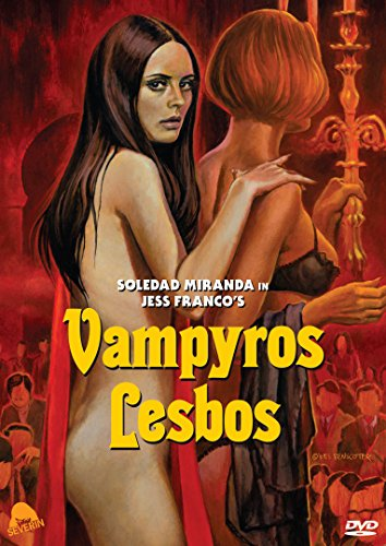 Vampyros Lesbos (Widescreen, Anamorphic, Subtitled, Dolby)