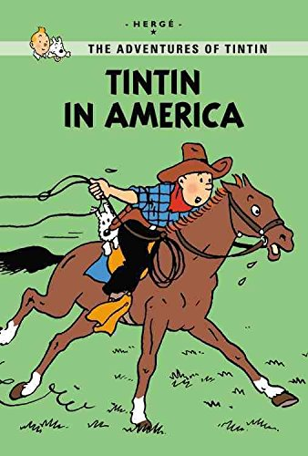Download [Tintin in America] (By: Herge) [published: November, 2011] pdf