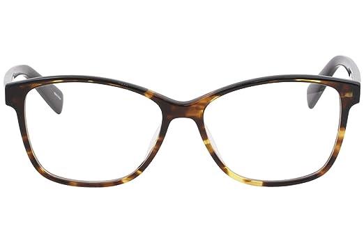 0500128220c Furla Women s Eyeglasses VFU132 VFU 132 Full Rim Optical Frame 54mm  (Tortoise) at Amazon Men s Clothing store