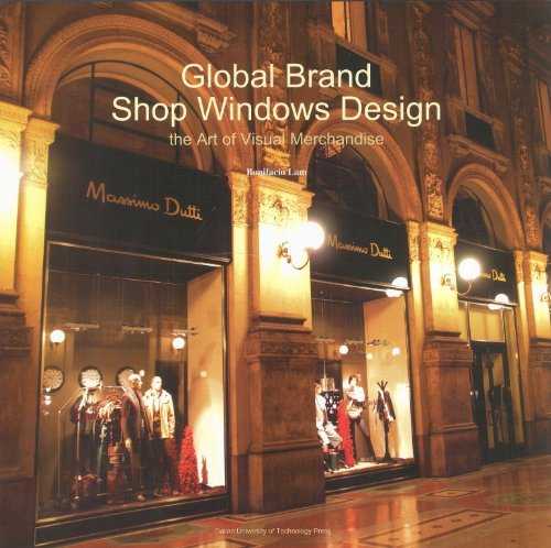 Global Brand Shop Windows Design: The Art of Visual Merchandise